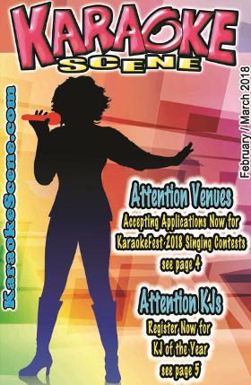Karaoke Scene Cover February March