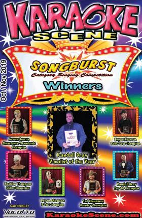 Karaoke Scene Cover October November